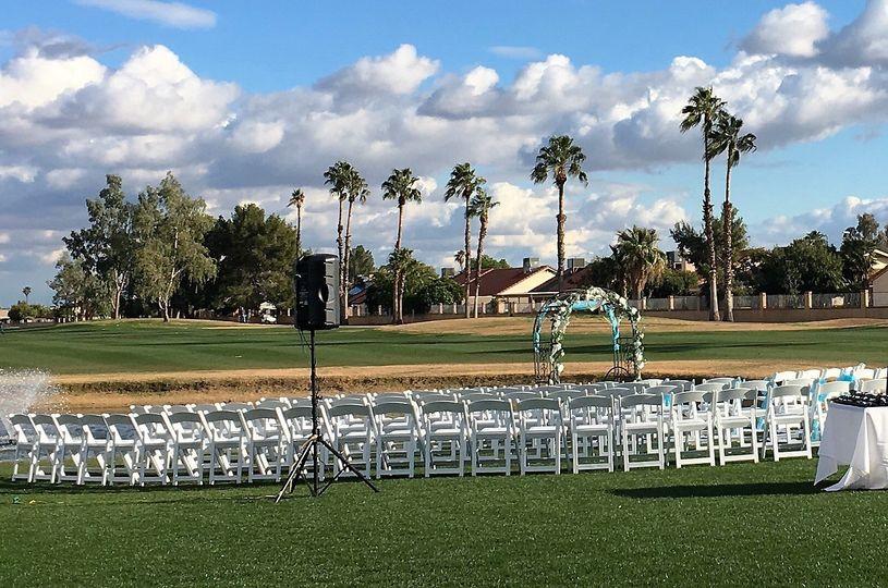 Peoria Pines Golf Course Photos, Ceremony & Reception Venue Pictures, Arizona - Phoenix and ...