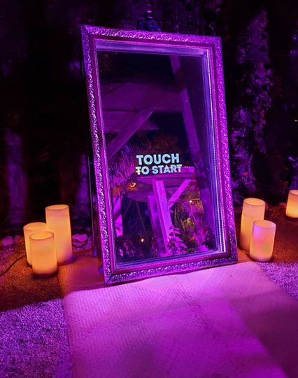 Enchanted Mirror Photo Booth
