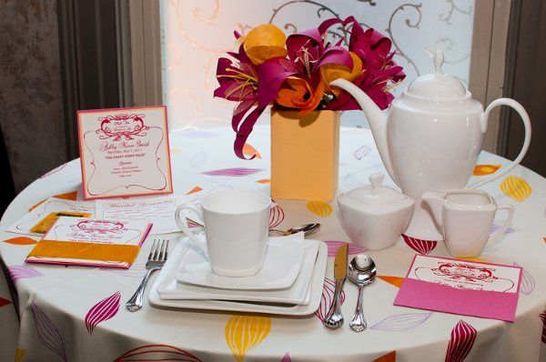 """High Tea for the Bride to Be!"" by Amelia Irene Design. Take your bridal shower to the next level..."