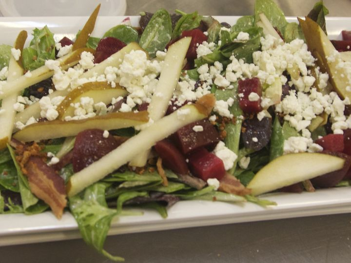 Tmx Beet Salad With Chevre Company Tonight Catering 1 51 134464 Portland, OR wedding catering