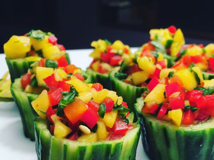 Tmx Cucumber Mango Pepper Salsa 51 134464 Portland, OR wedding catering