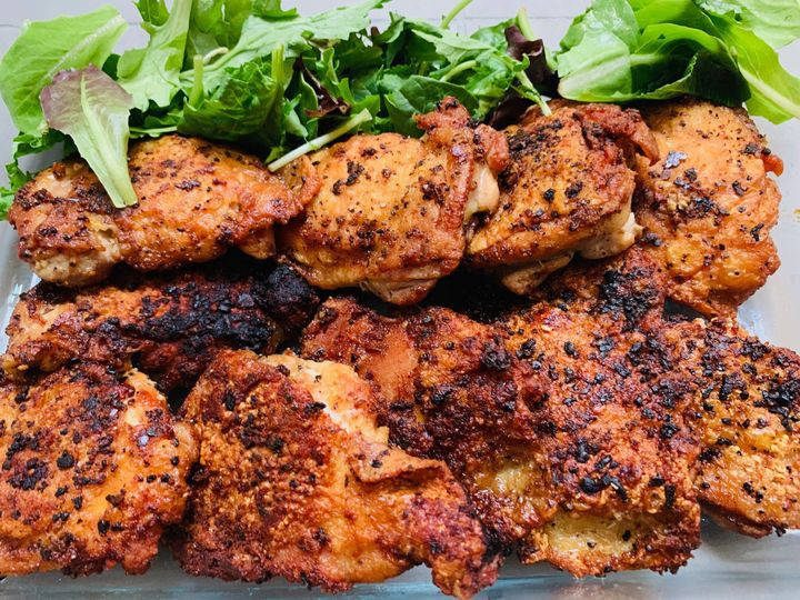 Tmx Portland Bbq Catering Roasted Rendered Chicken Thighs 51 134464 1567107465 Portland, OR wedding catering