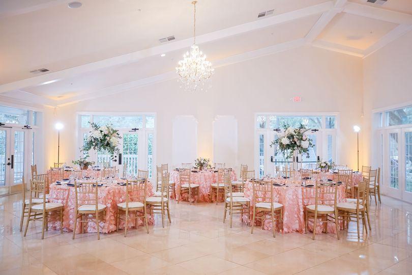 Stonebridge Blush Wedding