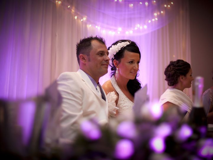 Tmx 1375374542095 Head Table Bride And Groom Westminster, CO wedding venue