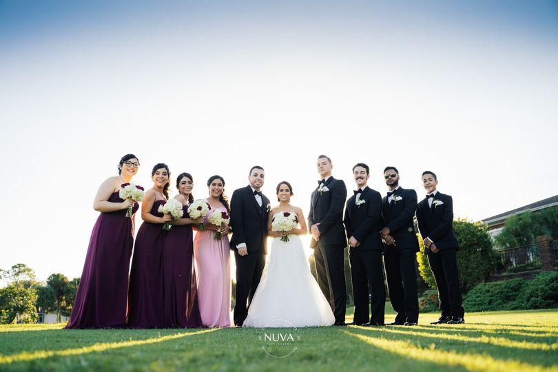 Daniela & Andrew Wedding