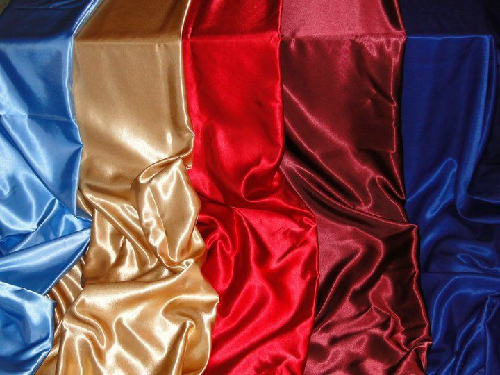 A variety of the personalized colors we offer to match your event decor. Don't see your color? Call...