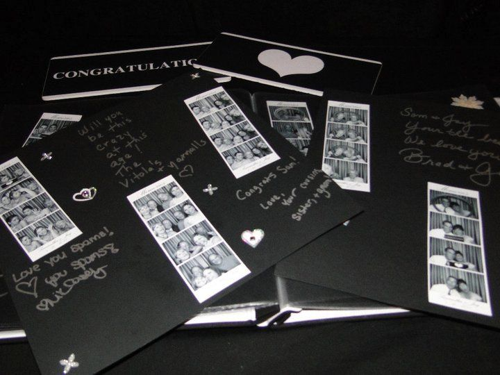 Your guests will love leaving personalized messages of congratulations and best wishes in our...