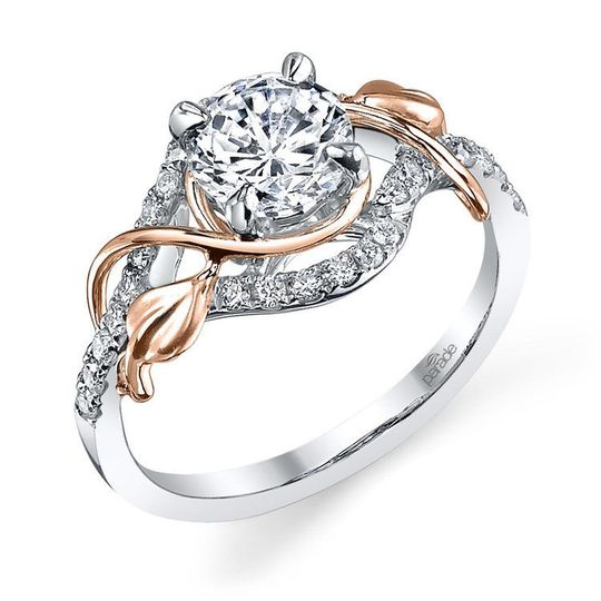 Parade engagement ring