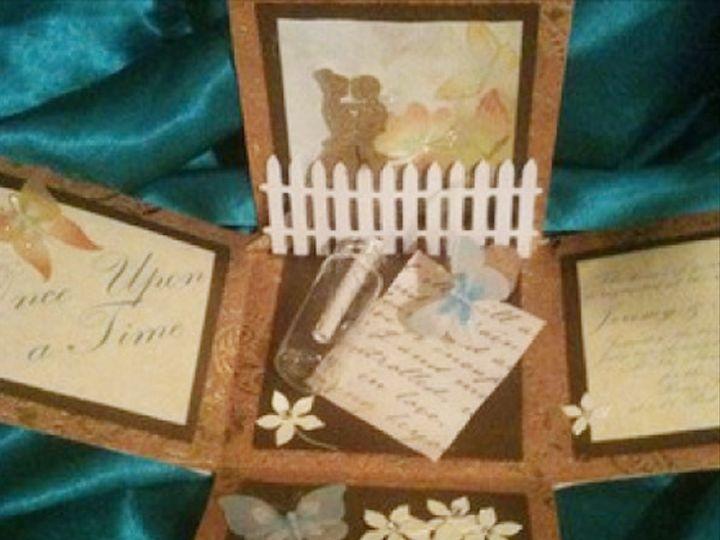 Tmx 1415233961227 Exploding Box1 Baton Rouge wedding invitation