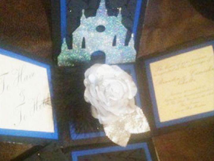 Tmx 1415234014009 Exploding Box 3 Baton Rouge wedding invitation