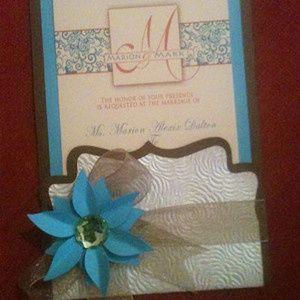 Tmx 1415234319774 Die Cut14 Baton Rouge wedding invitation