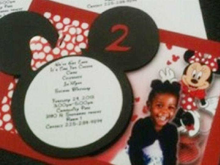 Tmx 1415234332368 Die Cut19 Baton Rouge wedding invitation