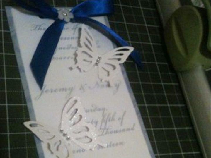 Tmx 1415234461519 Boarder Invites1 Baton Rouge wedding invitation