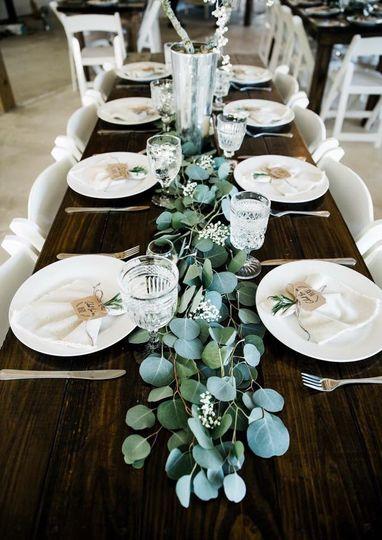 In-house tableware