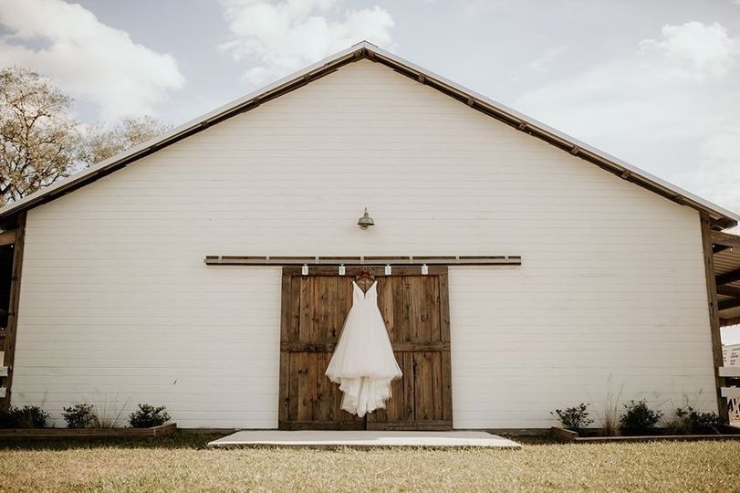 The Orange Blossom Barn