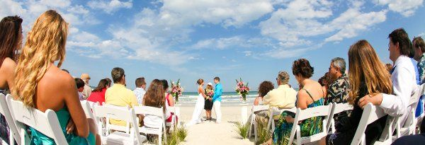 Marineland Beach Ceremony