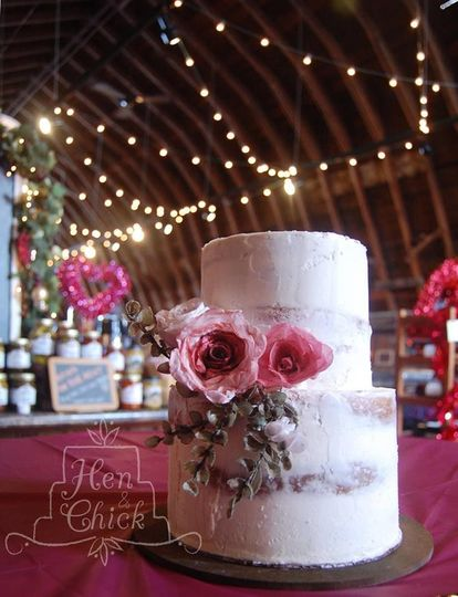 The perfect complement to the wedding decors