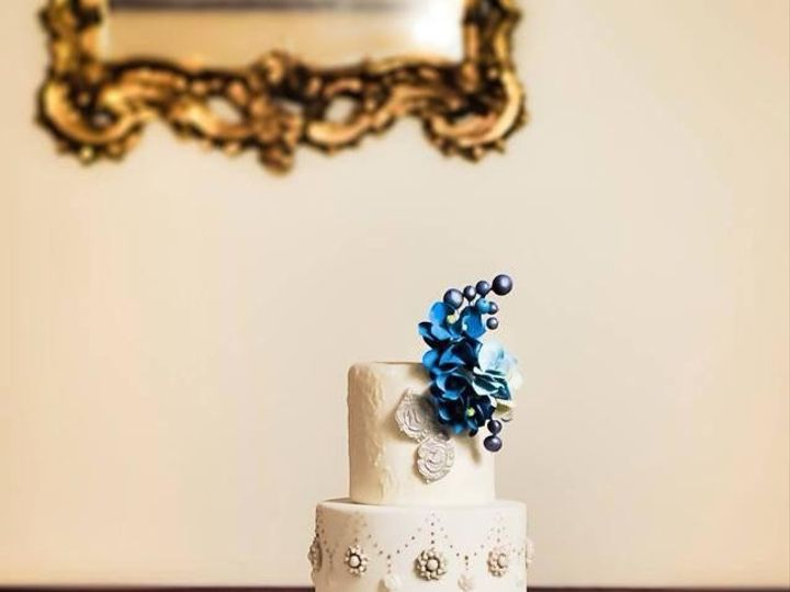 Tmx 1491749306643 Lacecake Grosse Pointe, Michigan wedding cake