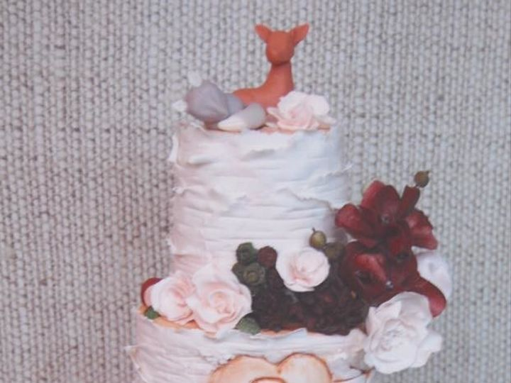 Tmx 1491760790016 1532743614926778807623455625987235370671053n Grosse Pointe, Michigan wedding cake