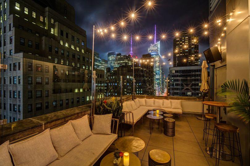 Rooftop lights