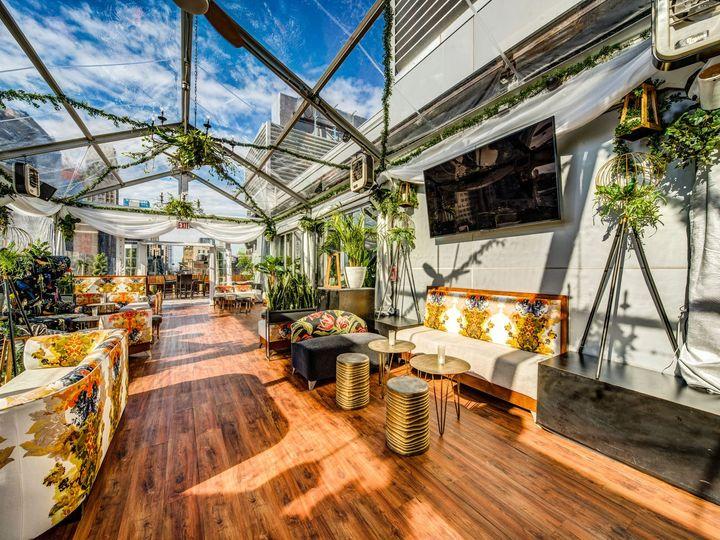 Royal Terrace - Winter Layout