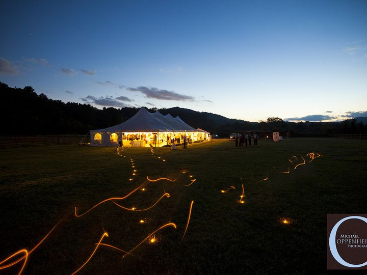 Tmx 1449080094979 Hidden River Events Sunset And Candle Tracks 8778 Asheville wedding planner