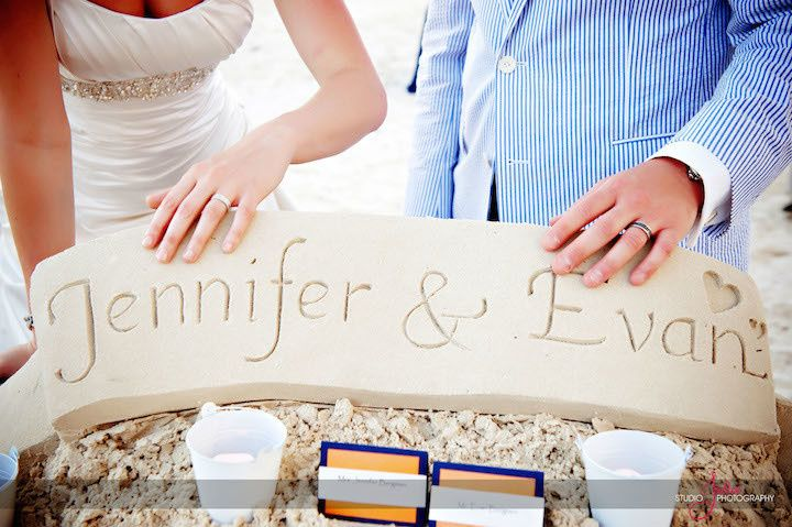 Newlyweds' names