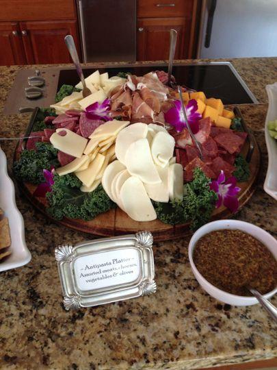 Mulligan's Cheese Platter