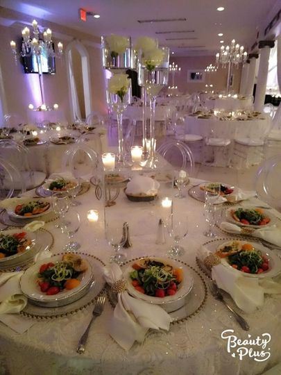 Gorgeous table setup