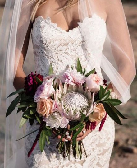 Sacred Romance Floral Design & Event Planning