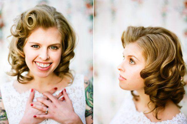Bride, Vintage