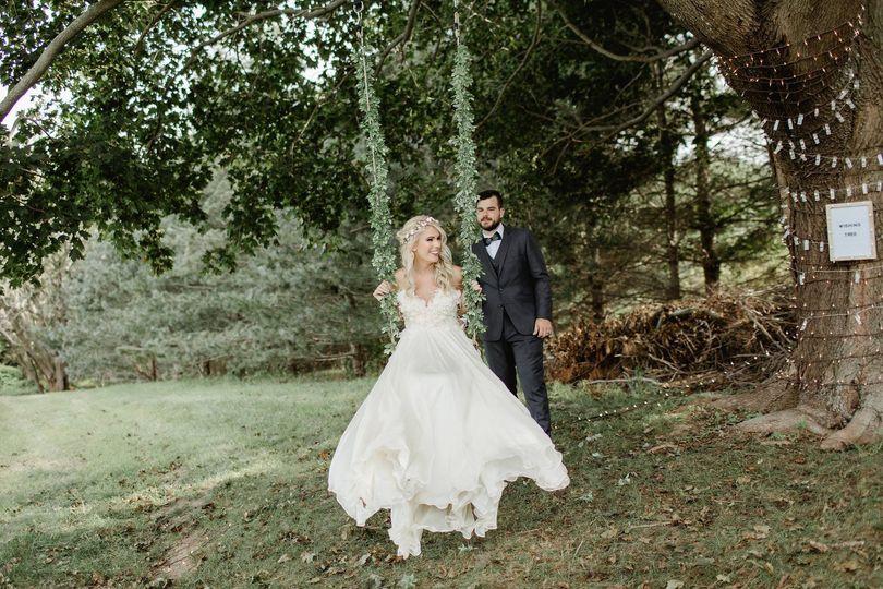 The couple | Ashley Caroline Photo