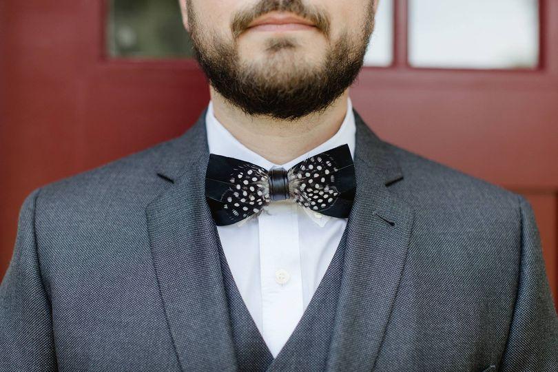 Bow tie | Ashley Caroline Photo