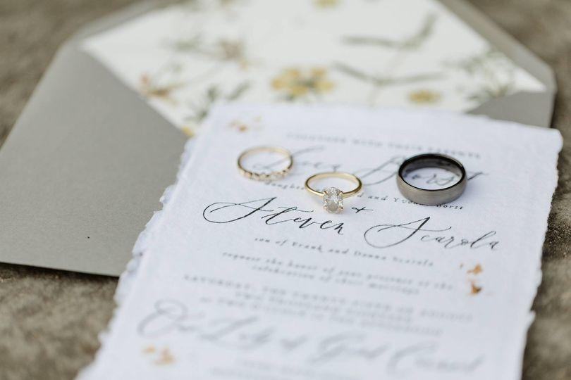 Rings | Ashley Caroline Photo
