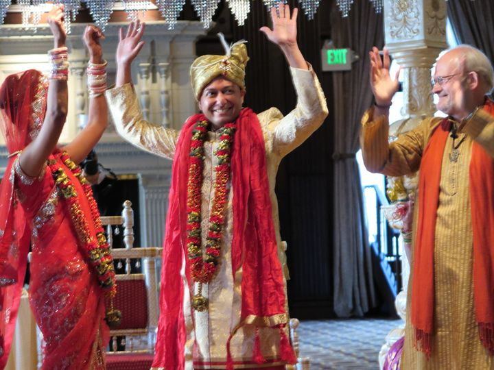 Tmx 1415308258640 Rajni Nipul 7 El Granada wedding officiant