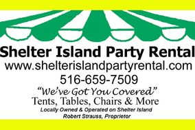 Shelter Island Party Rental