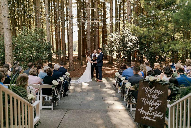 Ceremony at Shepherd's Hollow