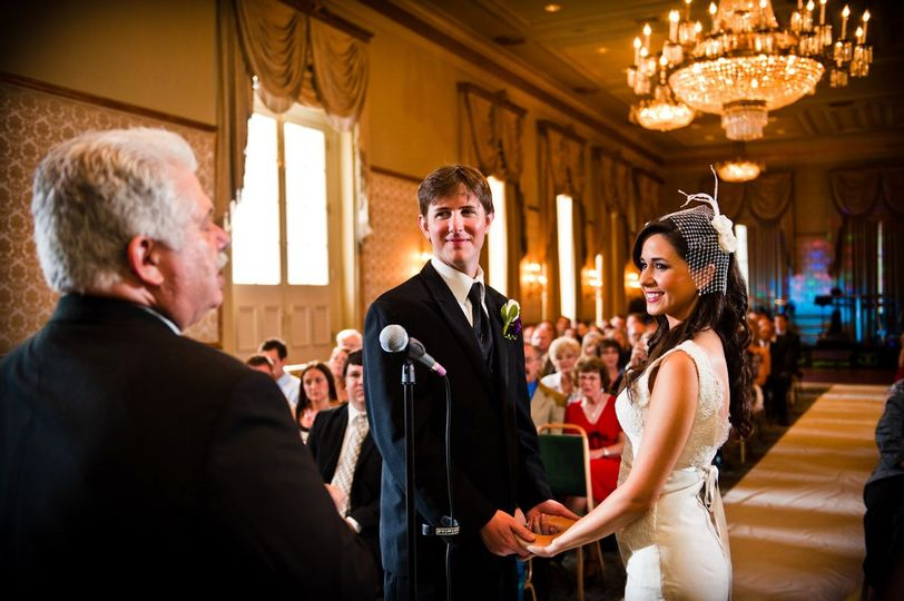 Wedding ceremony | Scott Myers Photography