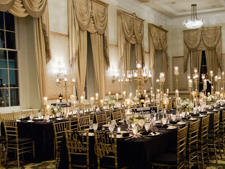 Tmx 1474660859841 Seated Dinner New Orleans, LA wedding venue