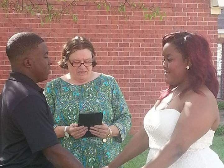 Tmx 1467906680386 Fbimg1460123281519 Jackson, MS wedding officiant