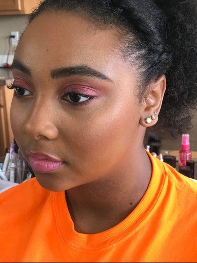 Blush-pink beauty