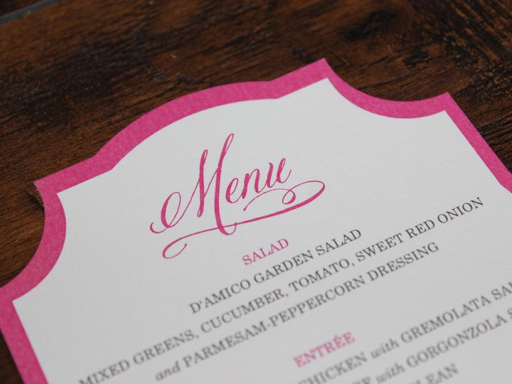 Tmx 1390947010407 Mcgoldrickmenu Minneapolis wedding invitation