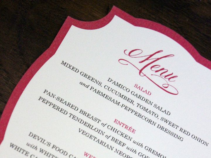 Tmx 1390947044041 Mcgoldrickmenu Minneapolis wedding invitation