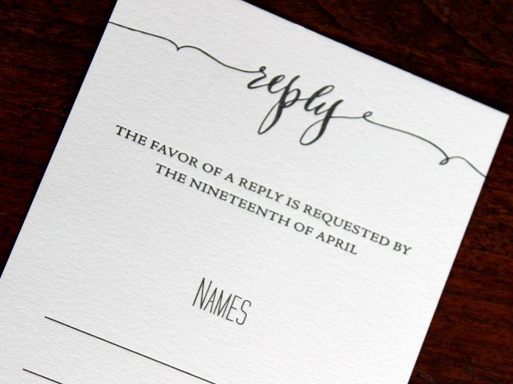 Tmx 1391191540111 Ashleybaron Minneapolis wedding invitation