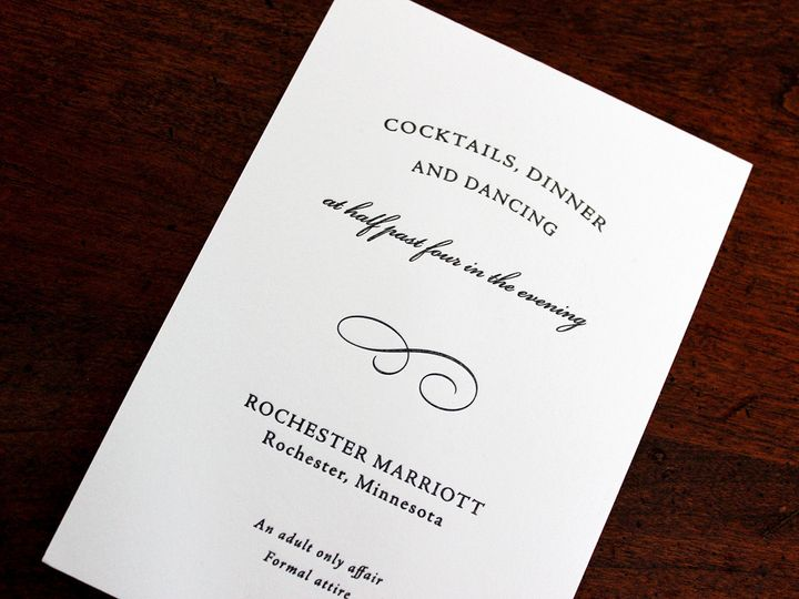 Tmx 1391191821344 Harrington Minneapolis wedding invitation