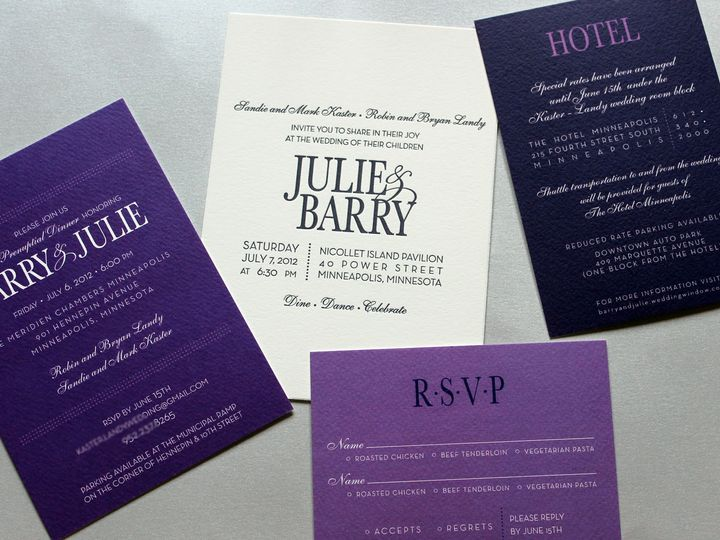 Tmx 1391195869074 Kaster Minneapolis wedding invitation