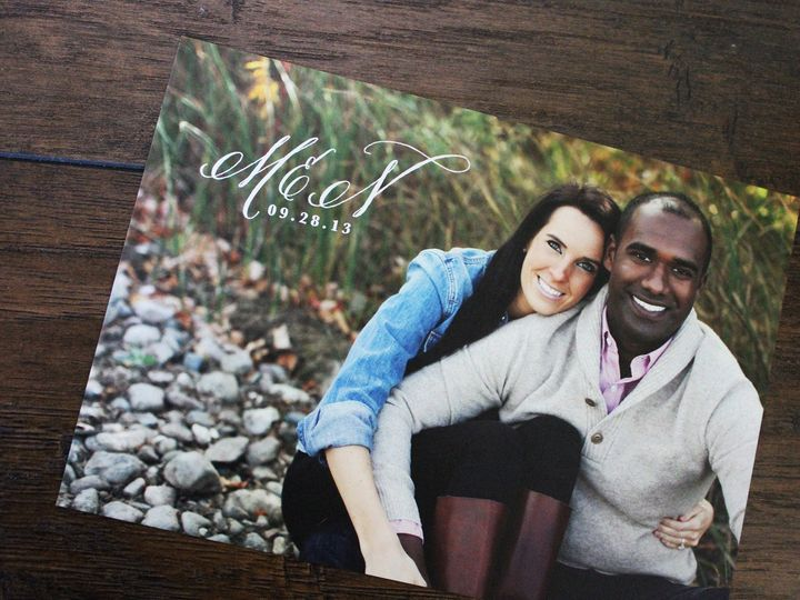 Tmx 1391199050918 Flettcher Minneapolis wedding invitation