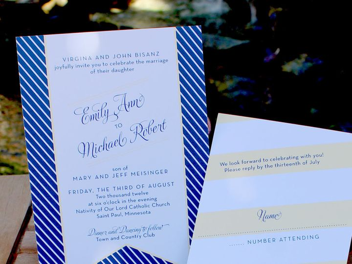 Tmx 1391201280268 Bisan Minneapolis wedding invitation