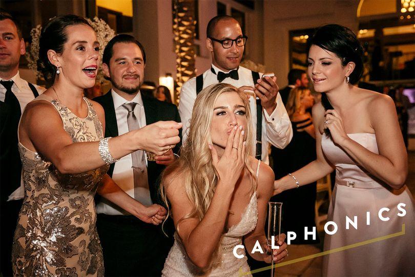 800x800 1494199596525 111 Calphonics San Diego Wedding Dance Band Kiss