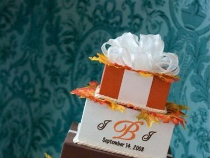 Tmx 1287267932123 Jessecardbox Ozone Park wedding florist